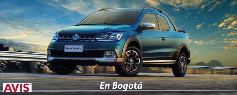 Libérate del pico y placa en la Ciudad de Bogotá con una Camioneta Saveiro de AVIS<br /><br /><strong>Solo aplica en as siguientes Ciudades: </strong>Bogotá<br /><br /><strong>Válido para los modelos: </strong>Volkswagen Saveiro<br /><br /><strong>Válido para las siguientes rentadoras: </strong>Avis<br /><br />Búsquedas realizadas entre <strong>09/05/2017 17:37 y 06/06/2018 17:37</strong> y reservas realizadas entre <strong>09/05/2017 y 06/06/2018</strong>
