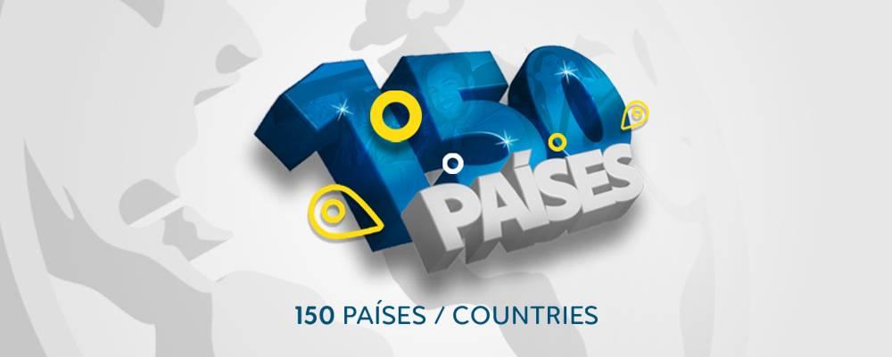 Alquila siempre tu carro en Alkilautos.com! Estamos en más de 150 países del Mundo